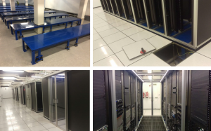 Raised Floor Plinth Secure Technical Rooms